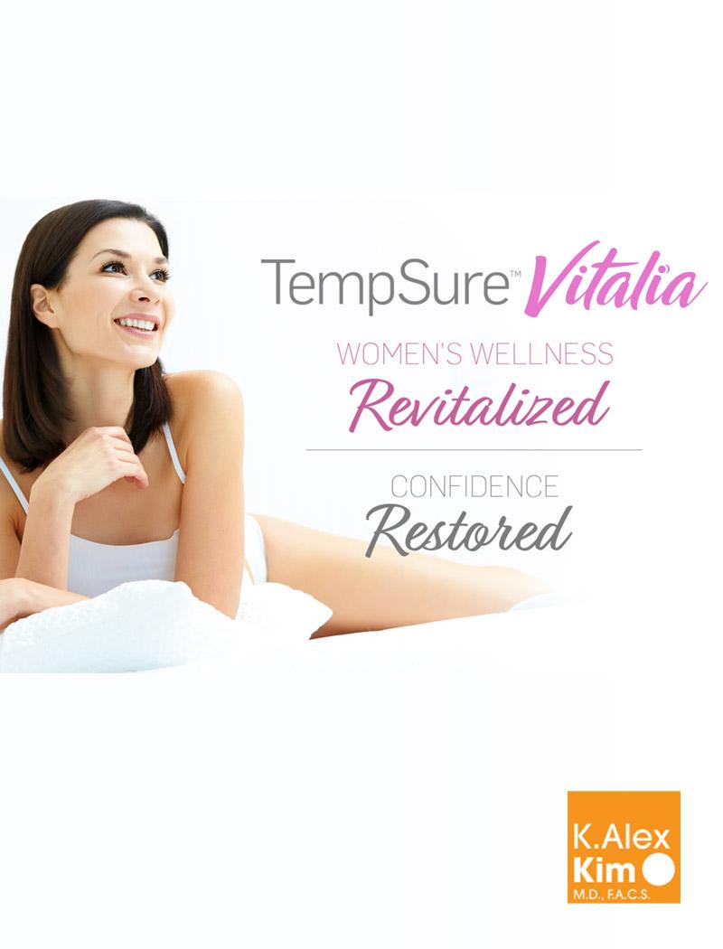 TempSure Vitalia is now FDA-approved RF treatment for vagina and labia
