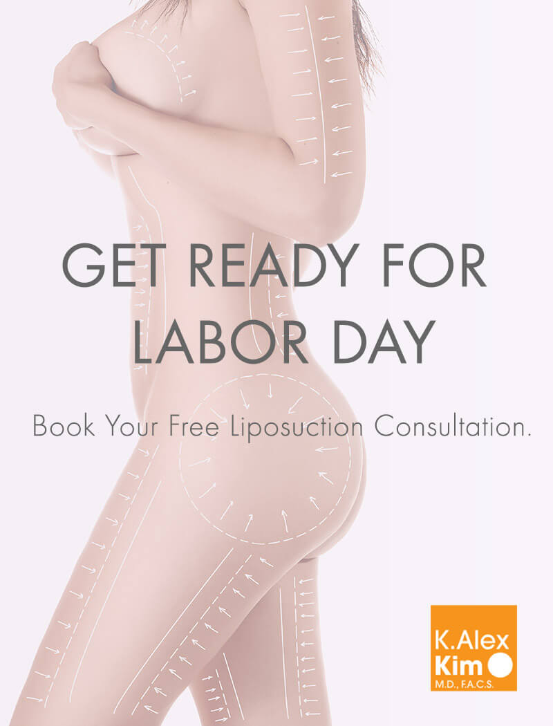GET READY FOR LABOR DAY Book Yout Free Liposuction Consultation.