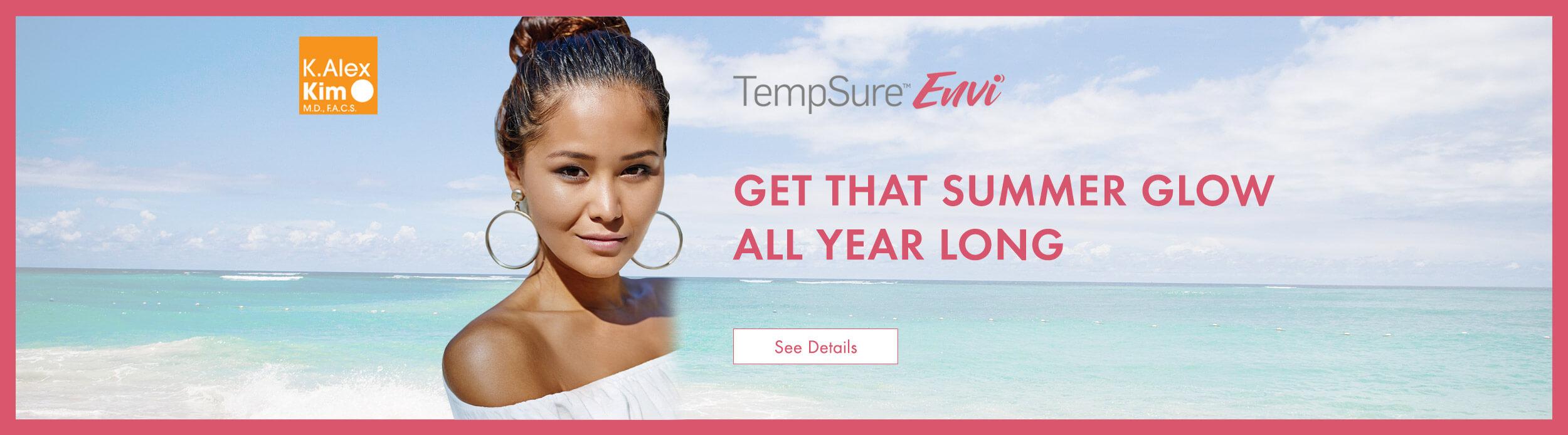 Tempsure Envi GET THAT SUMMER GLOW ALL YEAR LONG