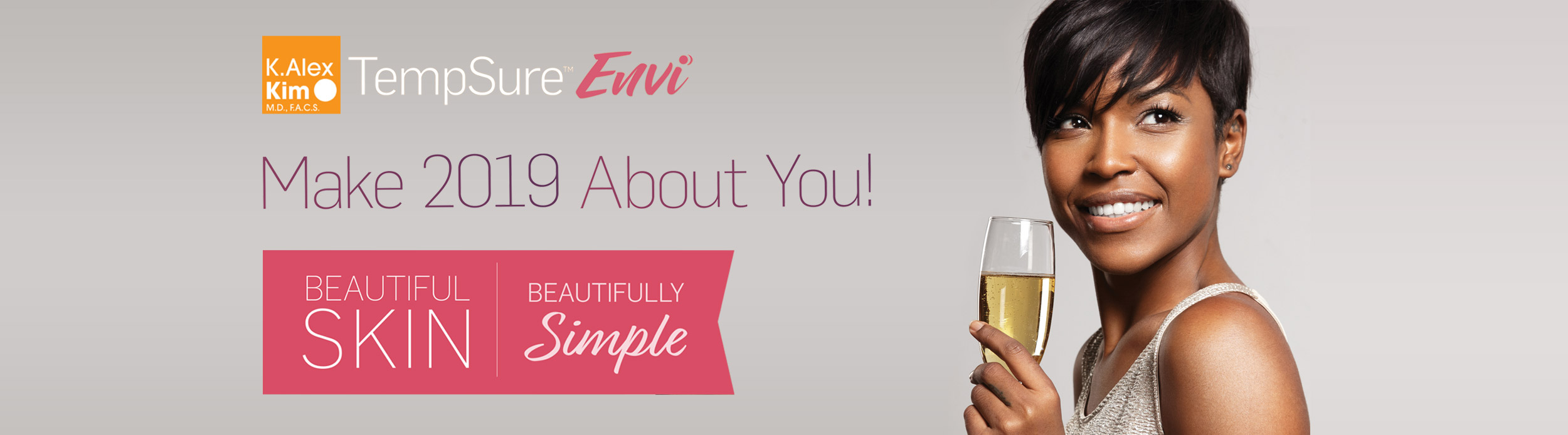 Make 2019 About You! TempSure Envi