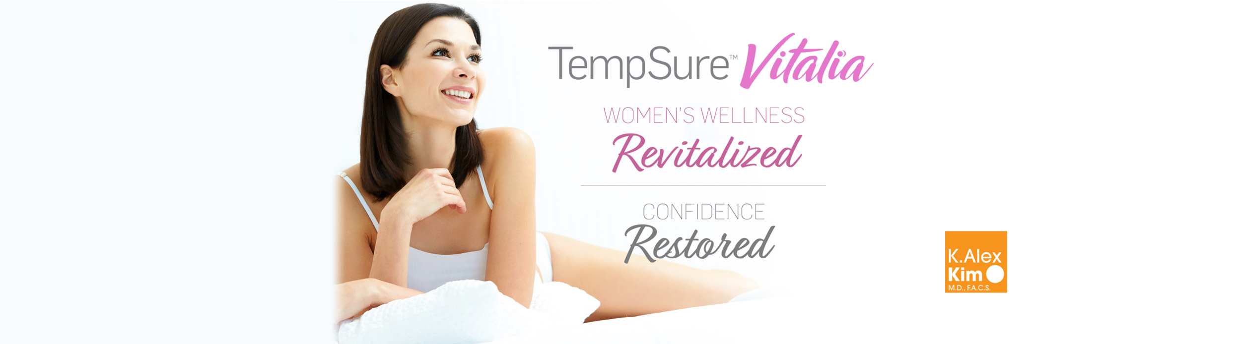 TempSure Vitalia is now FDA-approved RF treatment for vagina and labia